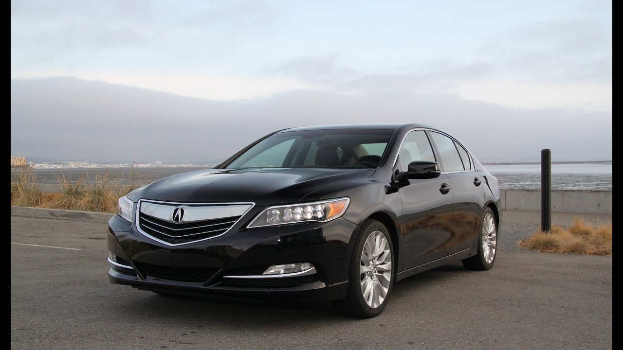 acura model reviews hybrid rlx auto canadian review specifications sport