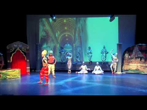 Sivagamiyin sapatham- dance drama 2011 HD 720p