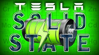 Tesla Solid State Battery? Tesla Battery Investor Day Preparation