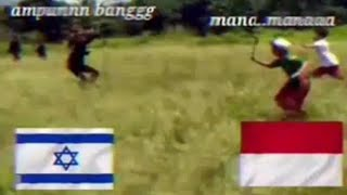 Download VIDEO COCOFUN 30 DETIK - INDONESIA VS ISRAEL , KEREN