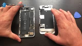 Ouverture iPhone 8 : A quoi ressemble l'intérieur ? Démontage