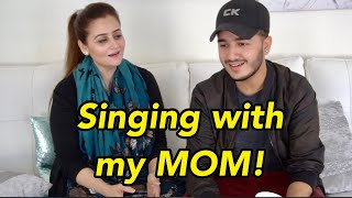 Dil Diyan Gallan by Shahveer Jafry ft. Mama Jafry