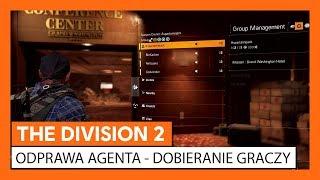 OFICJALNA ODPRAWA AGENTA THE DIVISION 2 - DOBIERANIE GRACZY