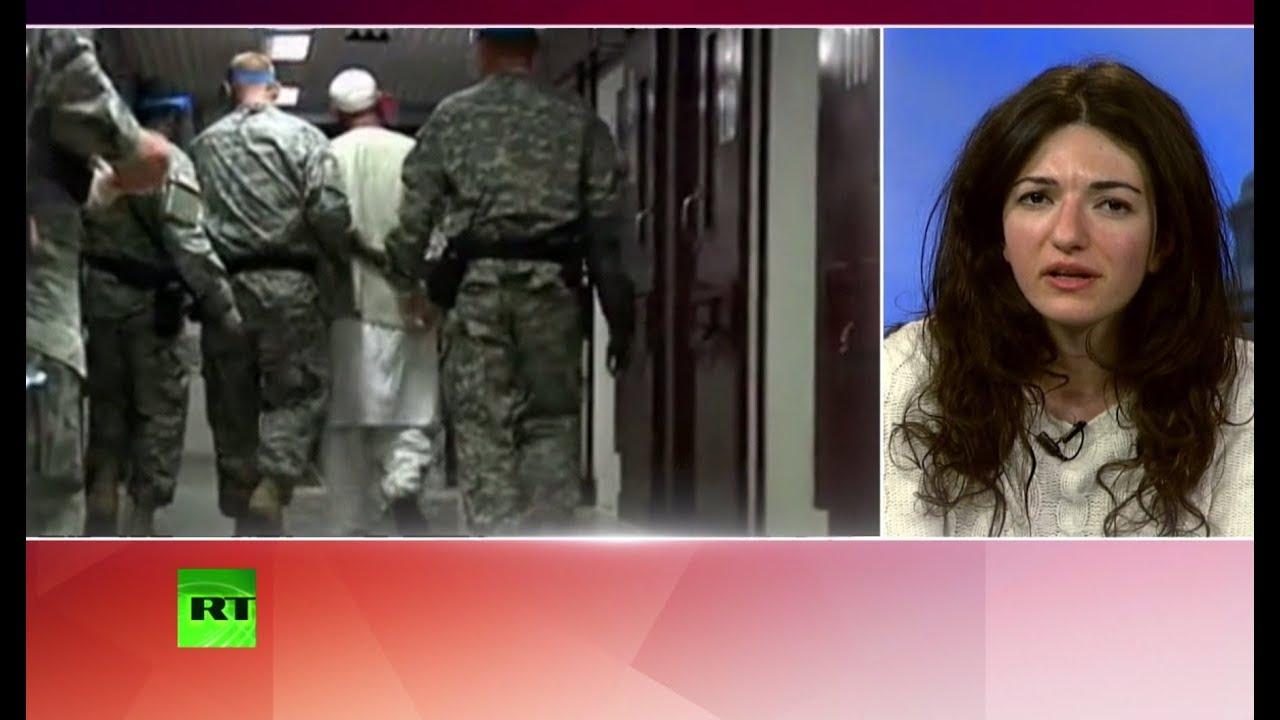 Столкновения между охранниками и заключенными тюрьмы Гуантанамо
