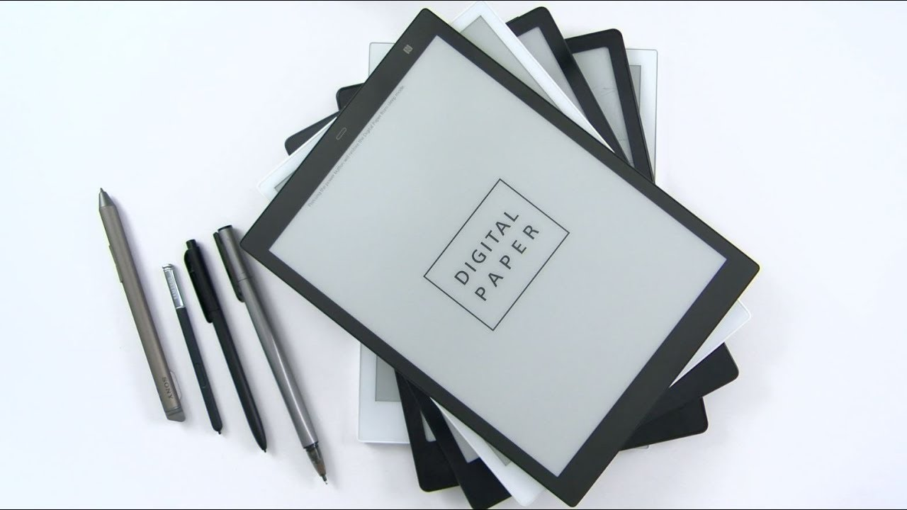Top 5 Best Digital Note Taking e-readers for 2019