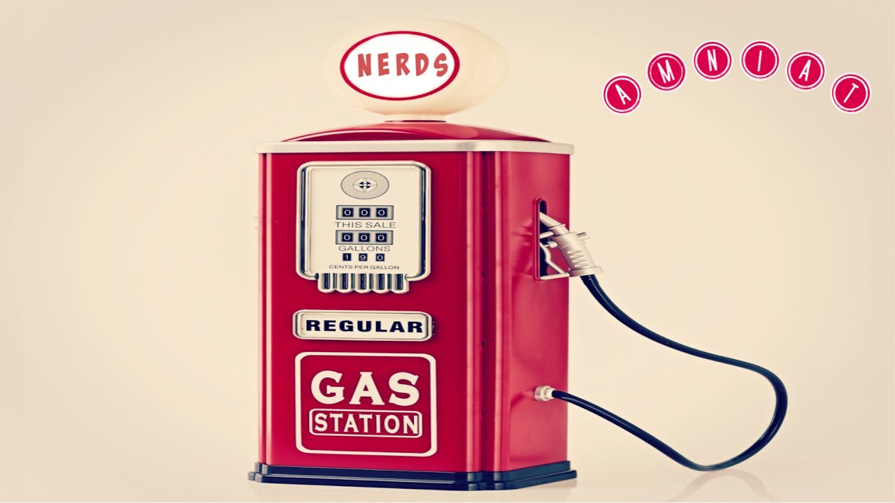 NERDS - Gas Station ft. Amniat