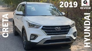2019 Hyundai Creta SX Automatic 🔥| wireless charger | detailed review | feature | spec | price !!