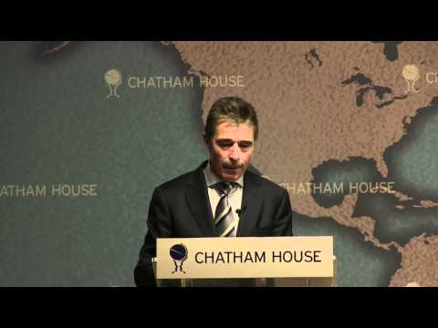 NATO Secretary General - NATO, delivering security in the 21st century (Part 1 of 2)