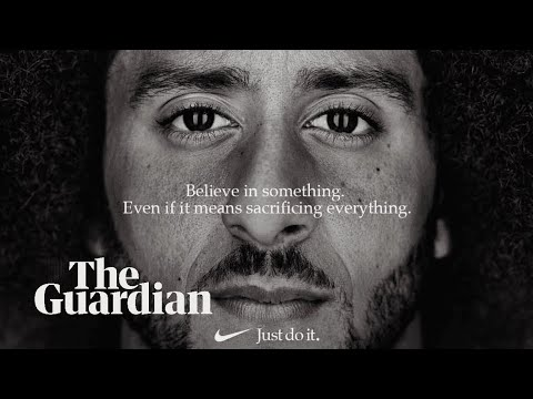 Colin Kaepernick: from kneeling quarterback to Nike poster boy Mp3