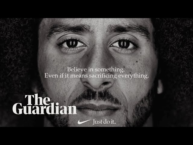 Nike Sales Surge 31 In Days After Colin Kaepernick Ad Unveiled Analyst Says Business The Guardian