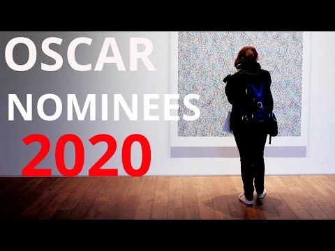 Top list 2020  – see nominess   complete winners list of 77 oscar nominees.