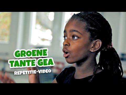 Groene tante Gea (Repetitievideo) - Kinderen voor Kinderen