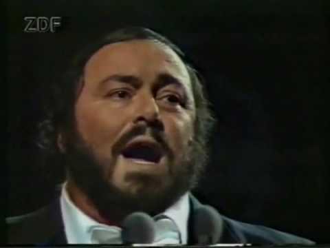 Luciano Pavarotti - Ein Automobile