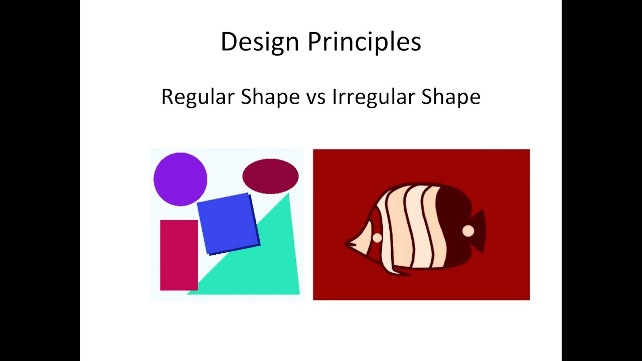 Different Principles Of Design : Basic design elements and principles youtube