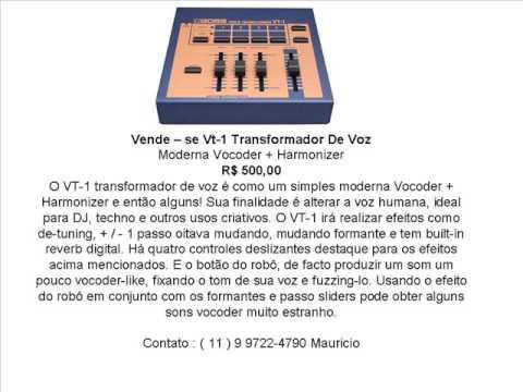 Vt-1 Transformador De Voz