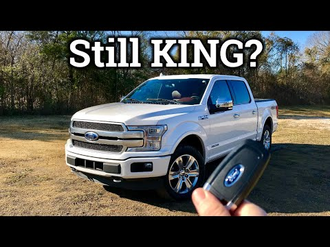 Review: Can the Ford F- Still be the  KING of Full-Size Trucks?