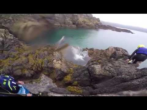 Coasteering Guernsey