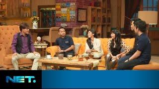 Tessa Kaunang, Metta Permadi & Ufonesia Part 3 | Ini Talk Show | Sule & Andre | NetMediatama