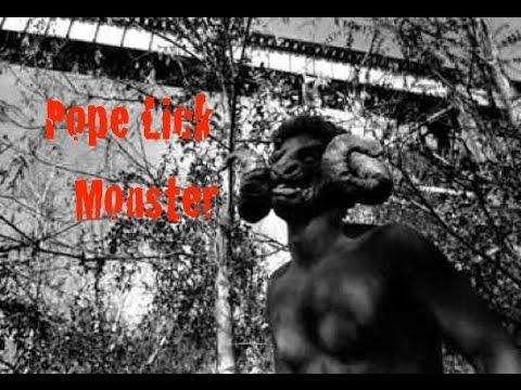 Pope Lick Monster (Goat Monster KY)