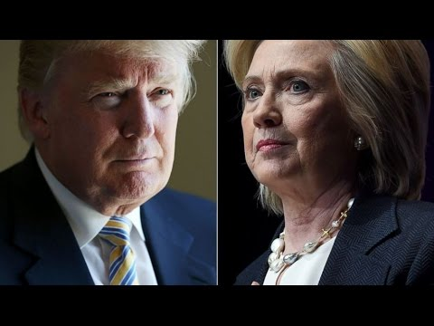 Hillary Clinton and Donald Trump Maintain National Leads Poll