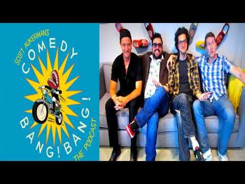 Comedy Bang Bang  EP.. 514 Taran Killam, Paul Brittain, Ryan Gaul