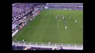 O gol mais bonito da carreira de Neymar de todos os tempos.