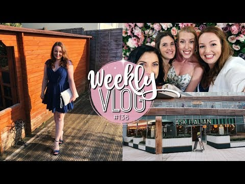 WEEKLY VLOG #138 | WEDDING LASER QUEST! 👰 | Brogan Tate