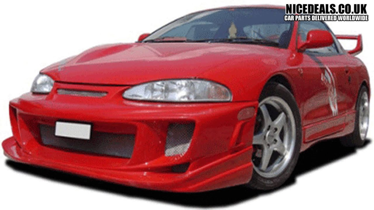 mitsubishi eclipse body kits sports bumpers fenders wings