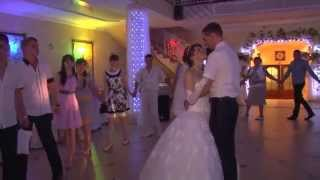 Танец отца и дочери. Свадьба. Самара, 13.07.2013