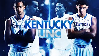 Kentucky Wildcats TV: Kentucky 84 North Carolina 70