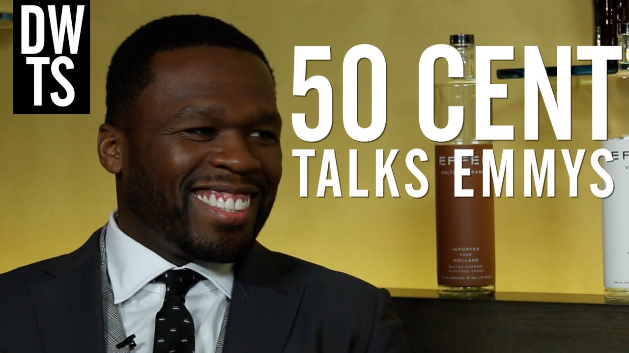 50 Cent Ends 'Empire' Beef, Gives Emmy Nominee Taraji P