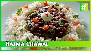#fame Food -​​ How To Make Rajma Chawal (kidney Beans With Rice) | Meneka Arora