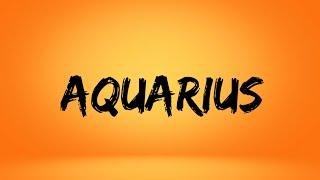 Aquarius ♒️ THIS WILL CHANGE YOUR LIFE FOR GOOD! Aquarius June 2020 love