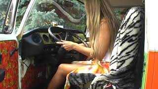 Cranking and starting VW bus