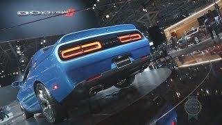 2015 Dodge Challenger - 2014 New York Auto Show