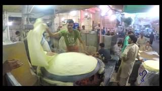 Rumali Roti | Street Food Of Karach...