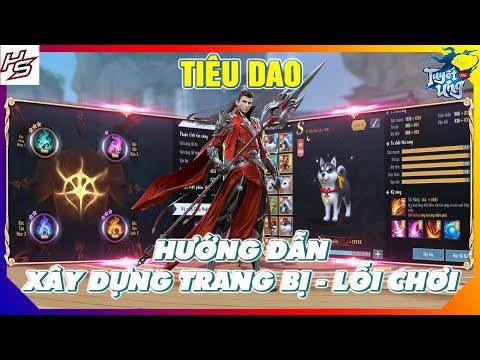 Tuyết Ưng VNG - Hướng dẫn xây dựng trang bị và lối chơi cho Tiêu Dao   Thiên Nhai TV