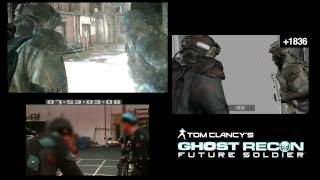 Ghost Recon Future Soldier - Navy Seals MoCaps