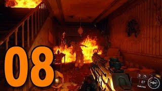 """Black Ops 3 - Mission 8 - """"Demon Within"""" (ZOMBIES!) (Call of Duty BO3 Singleplayer Campaign)"""