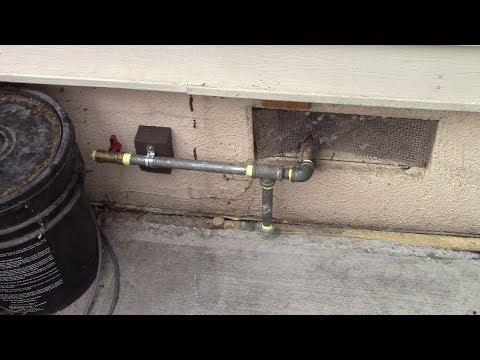 Gas Grill Pipingvalve Take 2 Youtube