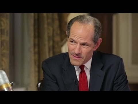 Spitzer to Jockey Whose Reputation He Helped Ruin: I Don't Remember Your Case