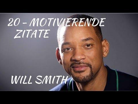 Will Smith Motivierende Zitate Youtube