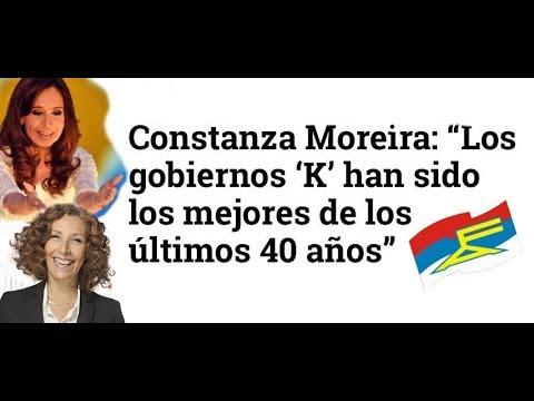 """Senadora FA: """"Los Kirchner son LO MEJOR que le pasó a ARGENTINA en 40 años"""".-"""