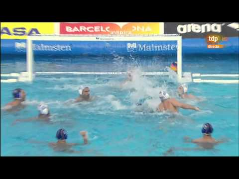 Final Primorje Por Recco Final Six 2015 part 2 water polo