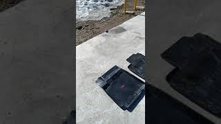 Водительский коврик agatek для Hyundai Solaris