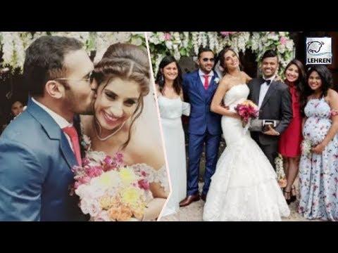 MTV Roadies VJ Gaelyn Gets MARRIED | Inside Pics