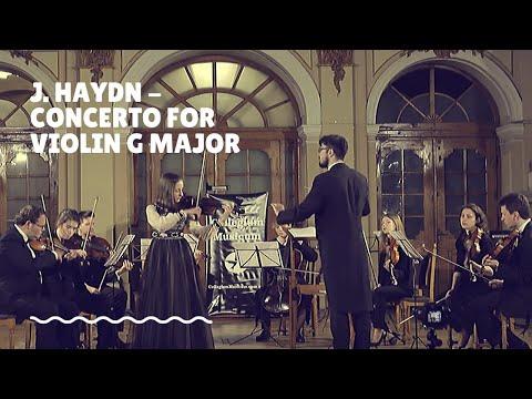 J. Haydn - Concerto for Violin G major