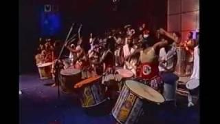Margareth Menezes - Dança de Yaô (Povo Vem Ver) - Part: Didá e Muzenza