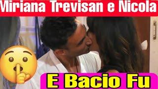 Grande Fratello VIP: Miriana Trevisan e Nicola Pisu si sono baciati