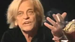 K.Kinski chez Yves Mourousi en 1990 posted by R.Bus